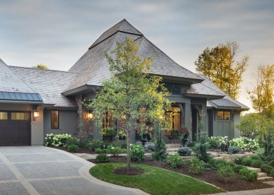 Locust Hills Custom home in Wayzata, MN by homebuilder John Kraemer & Sons