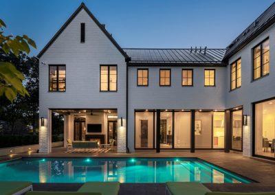 John Kraemer & Sons Edina Belgian Modern Home