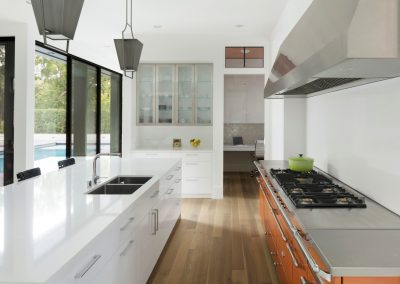 John Kraemer & Sons Edina Belgian Modern kitchen