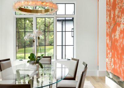 John Kraemer & Sons Edina Belgian Modern casual dining room