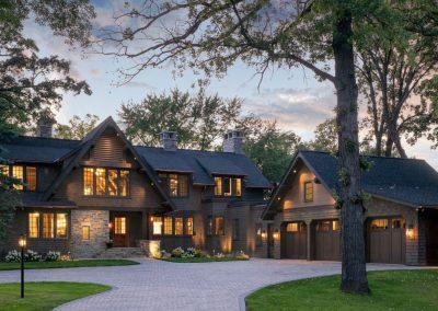 John Kraemer & Sons Buffalo Lake Home exterior