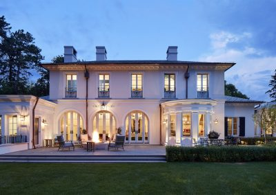 JK&Sons Edina French Mediterranean dream home