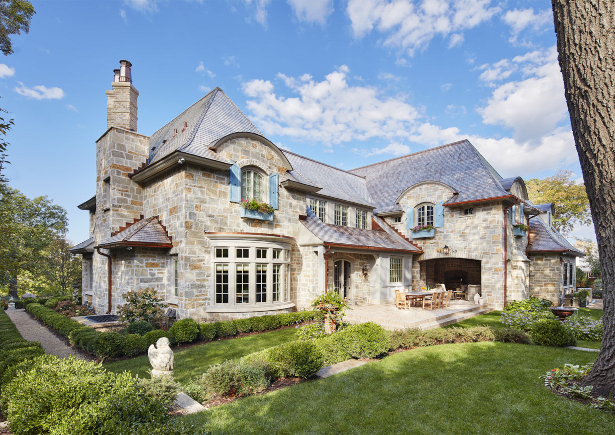 french country home in st paul john kraemer sons