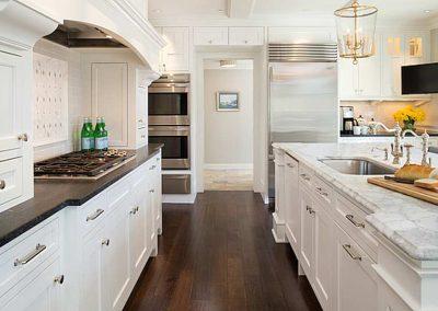 kitchen renovation in Highland Park, St. Paul