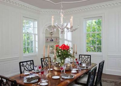 formal dining room in Historic Renovation in St. Paul