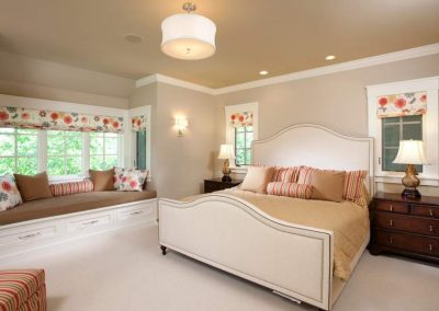 bedroom in Interlachen Country Club home in Edina