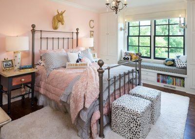 Bearpath Renovation childrens bedroom