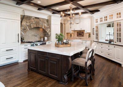 Bearpath Renovation kitchen
