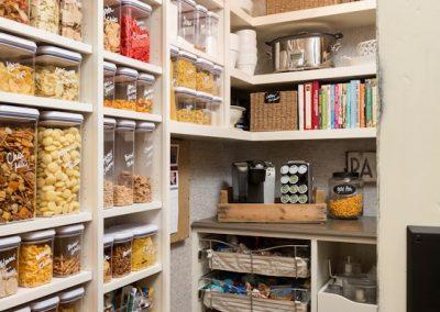 Bearpath Renovation pantry