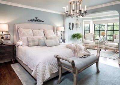 Bearpath Renovation master bedroom
