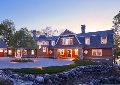 Brainerd Lakes Shingle Style