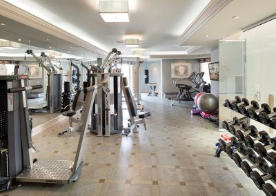 Deephaven gym