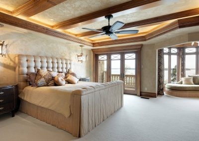 Deephaven master bedroom