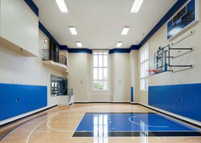 Deephaven sport court