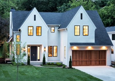 John Kraemer & Sons Edina French Modern home