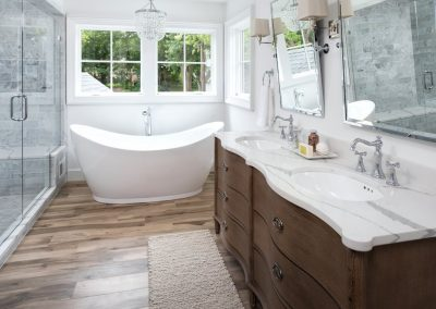 John Kraemer & Sons Edina French Modern master bath