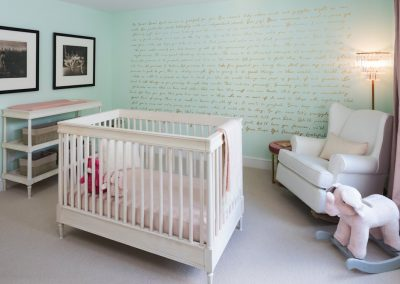 John Kraemer & Sons Edina French Modern nursery