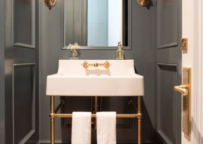 John Kraemer & Sons Edina French Modern washroom