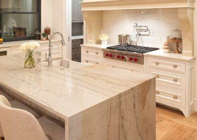 John Kraemer & Sons Edina French Modern kitchen