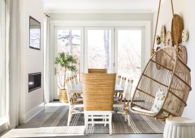 dining sunroom home addition by John Kraemer and Sons