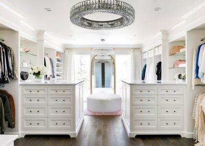 walk-in closet home renovation