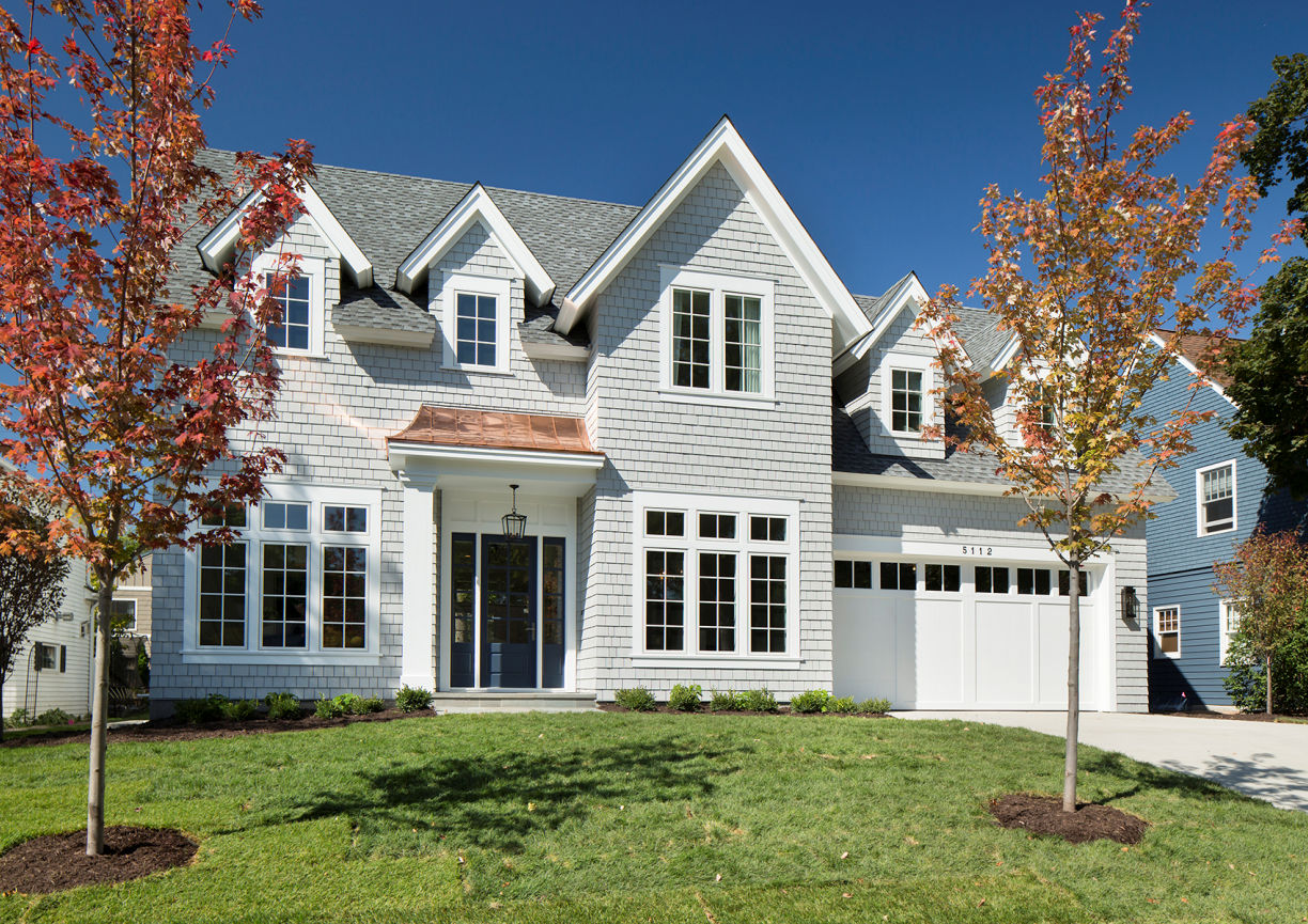 Edina Shingle Style Home