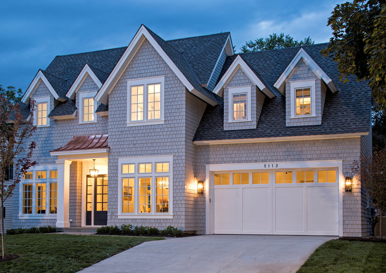 Edina Shingle Style Home