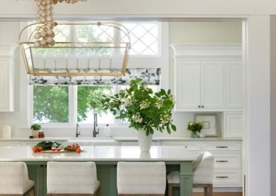 dining room detail for John Kraemer & Sons Lake Minnetonka Coastal style home
