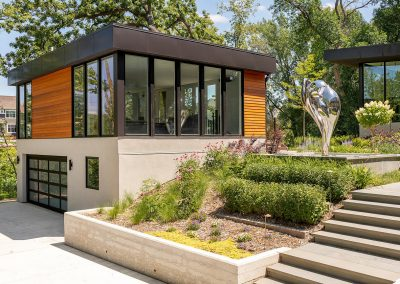 Lake Minnetonka Modern home by John Kraemer and Sons