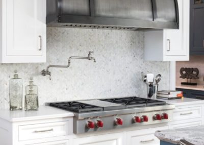 John Kraemer & Sons Lake Minnetonka Chateau kitchen