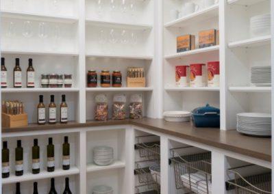 John Kraemer & Sons Lake Minnetonka Chateau pantry