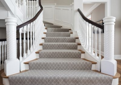 John Kraemer & Sons Lake Minnetonka Chateau grand stairway