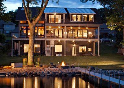 Modern Lakefront
