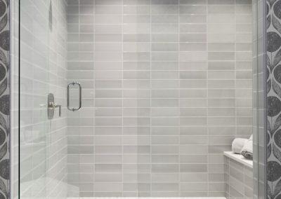 Medina Lower Level shower