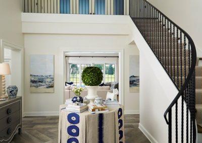 John Kraemer & Sons Medina Pool House stairway