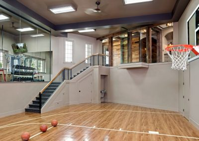 sport court in MN River Estate