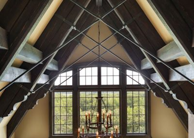 light and window detail in MN River Estate