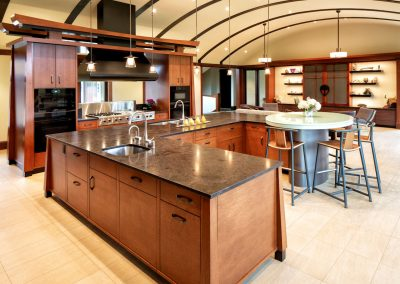 Modern Country Estate kitchen