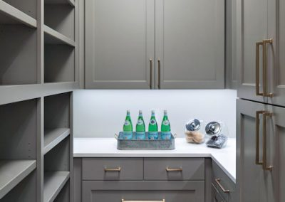 John Kraemer & Sons Orono Deer Hill Preserve kitchen galley