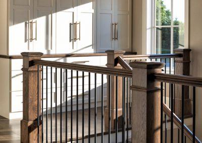 John Kraemer & Sons Orono Deer Hill Preserve stairway
