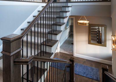 John Kraemer & Sons Orono Deer Hill Preserve stairwell