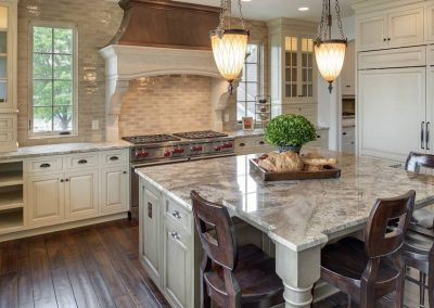 kitchen in Candy Cove home on Prior Lake