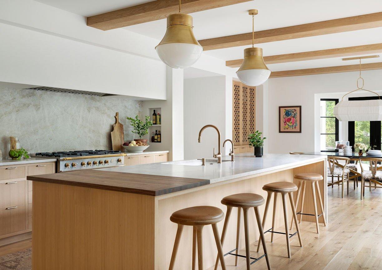 Rolling Green Revival kitchen renovation