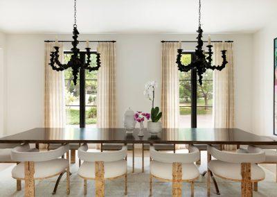 Rolling Green Revival dining room renovation