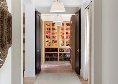 Rolling Green Revival walk-in closet