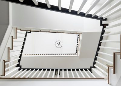 John Kraemer & Sons Coastal Lakeside stairway