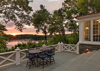 John Kraemer & Sons Coastal Lakeside upper deck