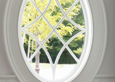 John Kraemer & Sons Coastal Lakeside window detail