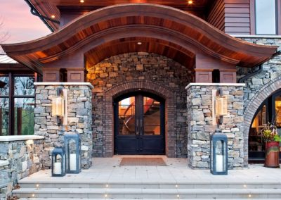 Stillwater Lodge by custom homebuilder John Kraemer & Sons