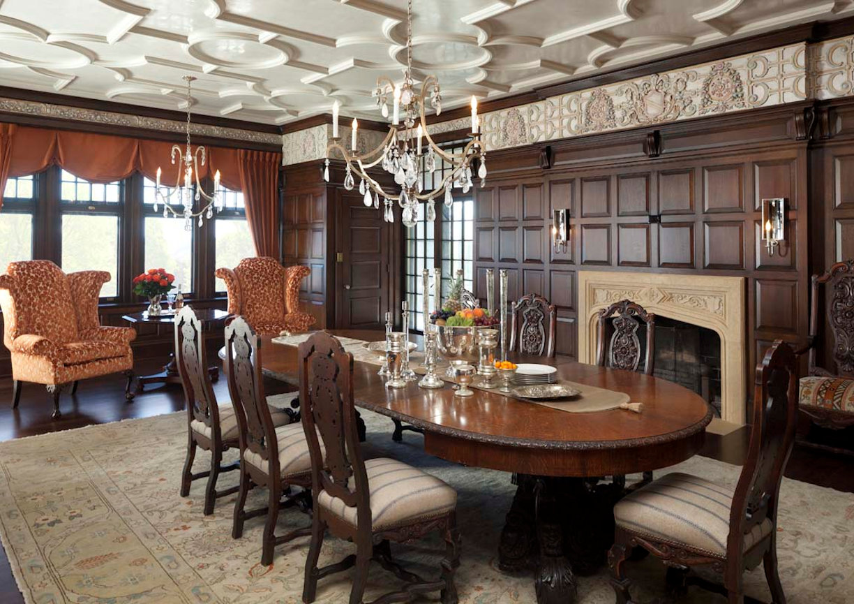 Historic st paul mansion renovation john kraemer sons for John paul greene custom homes